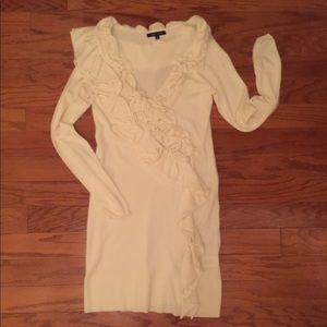 Dresses & Skirts - Off White/Cream Dress